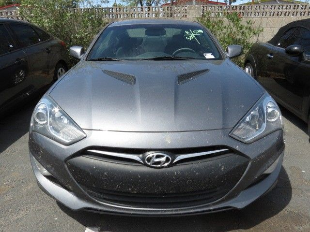Used 2014 Hyundai Genesis Coupe 2 0t Phoenix Az Stock