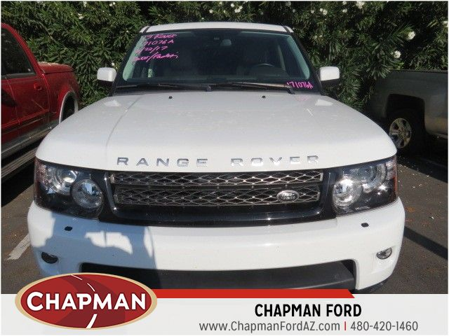 used 2013 land rover range rover sport hse for sale stock 171076a chapman dodge chrysler. Black Bedroom Furniture Sets. Home Design Ideas