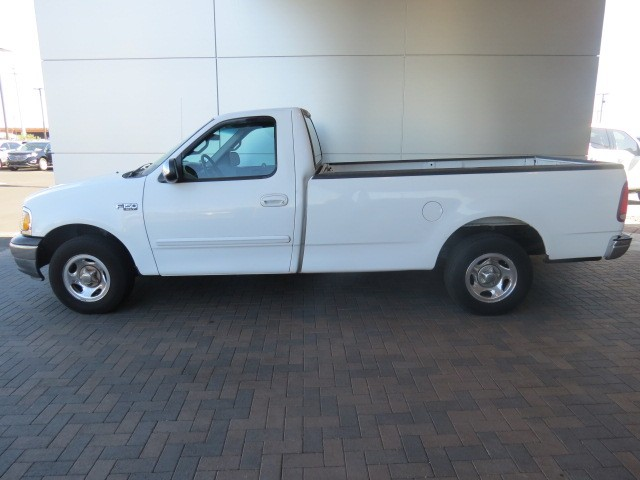2001 Ford F-150 XLT – Stock #171388A