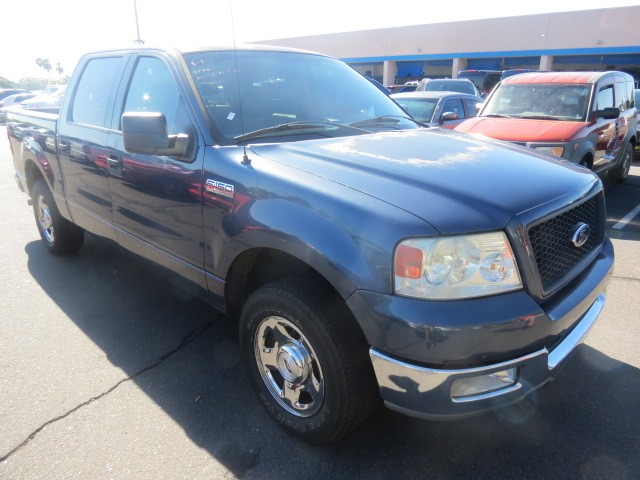2004 Ford F-150 XLT Crew Cab – Stock #171392A
