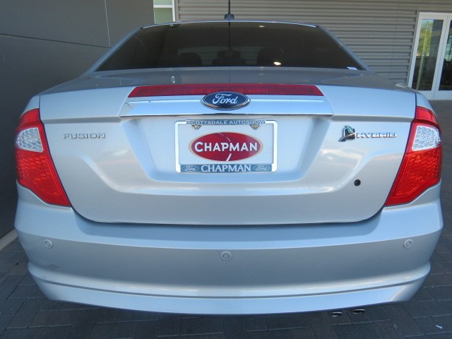 2010 Ford Fusion Hybrid – Stock #171771A