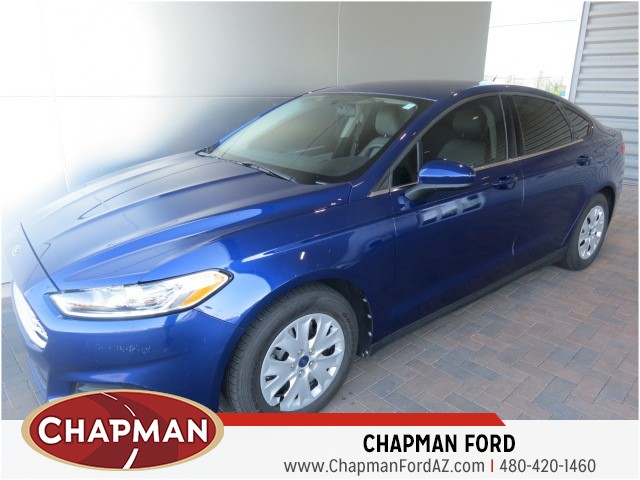 2013 Ford Fusion S Details