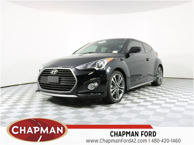 2017 Hyundai Veloster Turbo R Spec Credit Pre Approval Stock