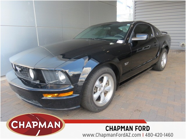 2007 Ford Mustang GT Deluxe – Stock #180186A