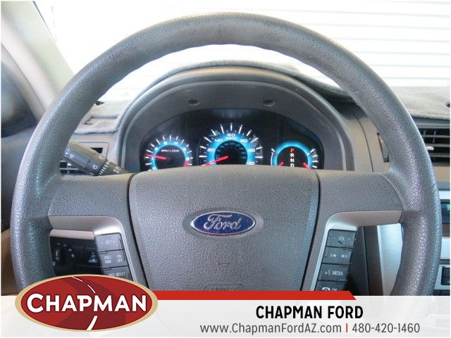 2011 Ford Fusion SE – Stock #180246B