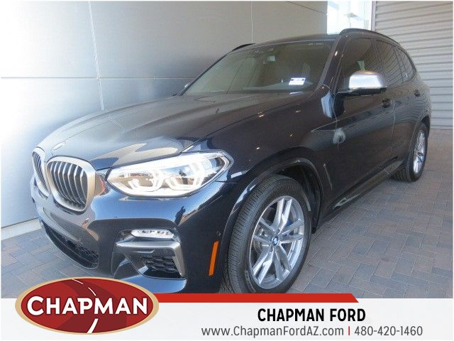 Used 2018 Bmw X3 M40i For Sale Stock 180449a Chapman