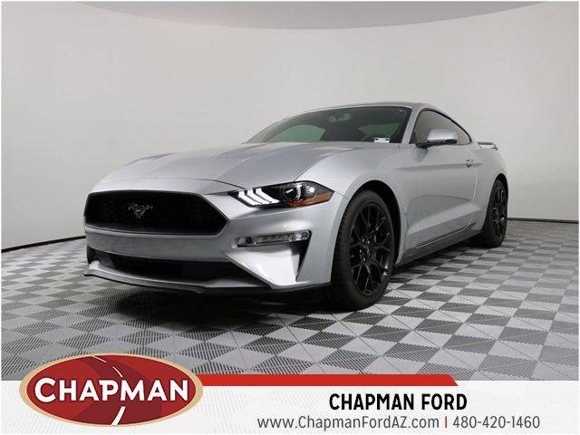 New 2018 Ford Mustang Ecoboost Premium 180485 Chapman Choice