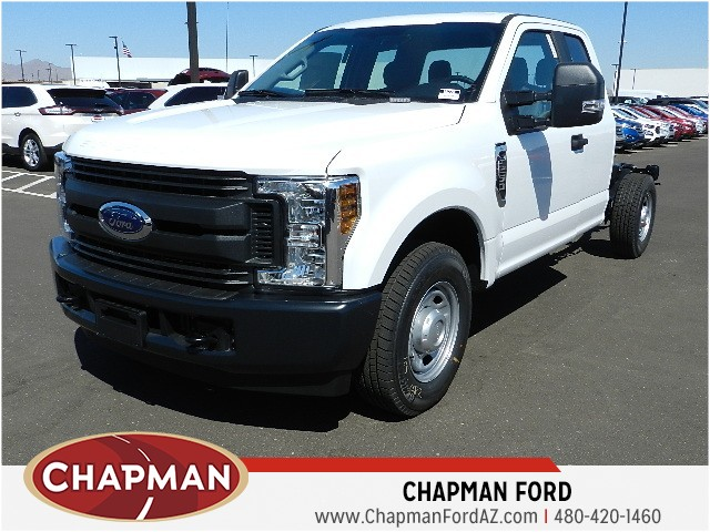 2018 ford f-250 super duty extended cab chassis phoenix az | stock