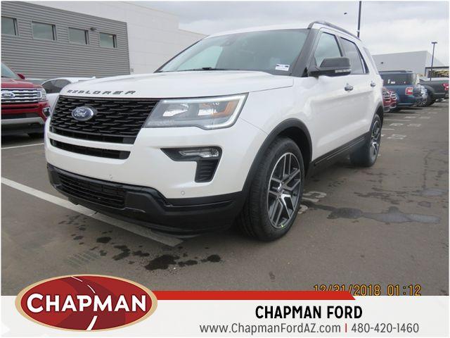 2019 Ford Explorer Sport Image Loading