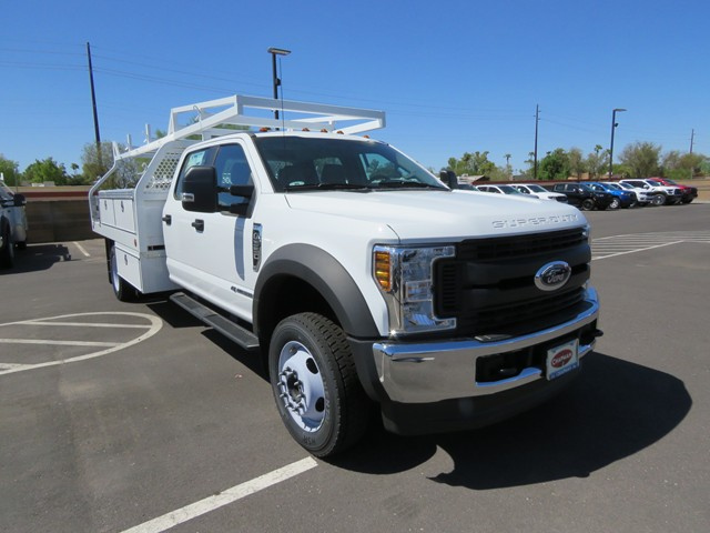 2019 Ford F-550 Super Duty Crew Cab Chassis