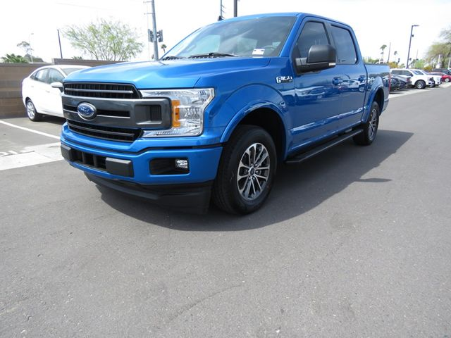 2019 Ford F-150 SuperCrew XLT