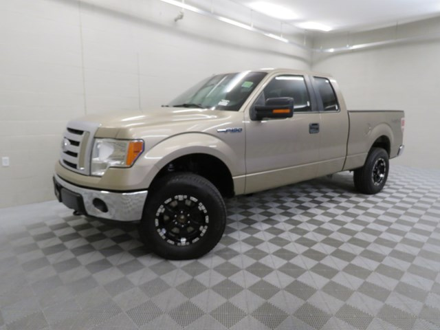 2011 Ford F-150 XL Extended Cab