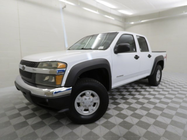 2005 Chevrolet Colorado Z71 LS Crew Cab