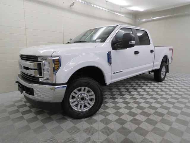 2019 Ford F-250 Super Duty Crew Cab XL