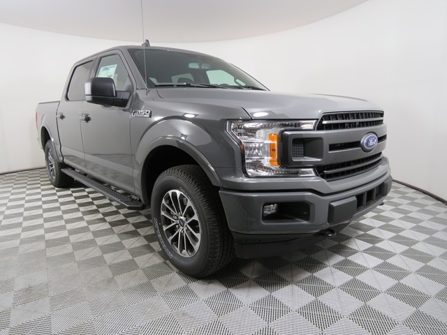 2020 Ford F-150 SuperCrew XLT