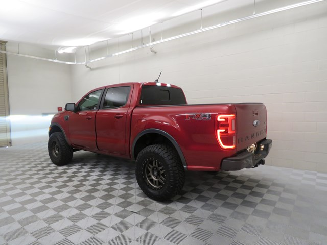 2020 Ford Ranger Lariat Custom