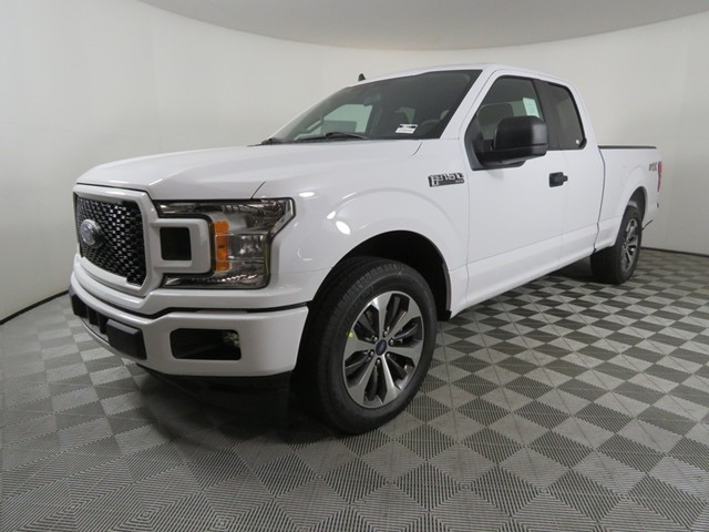 2020 Ford F-150 SuperCab XL