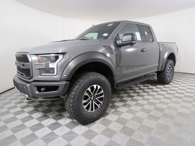 New 2020 Ford F-150 SuperCab Raptor - 200385 | Chapman Ford