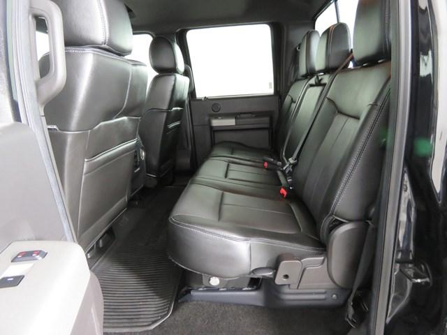 2015 Ford F-350 Super Duty Lariat Crew Cab