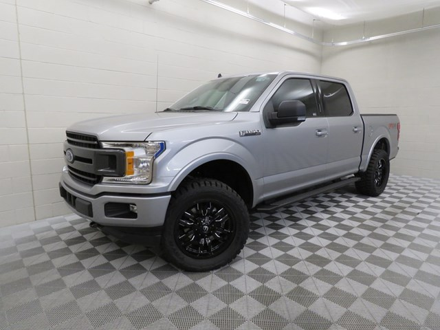 2020 Ford F-150 SuperCrew XLT Custom