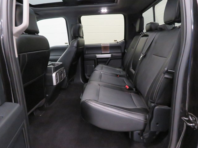 2015 Ford F-150 Lariat Crew Cab