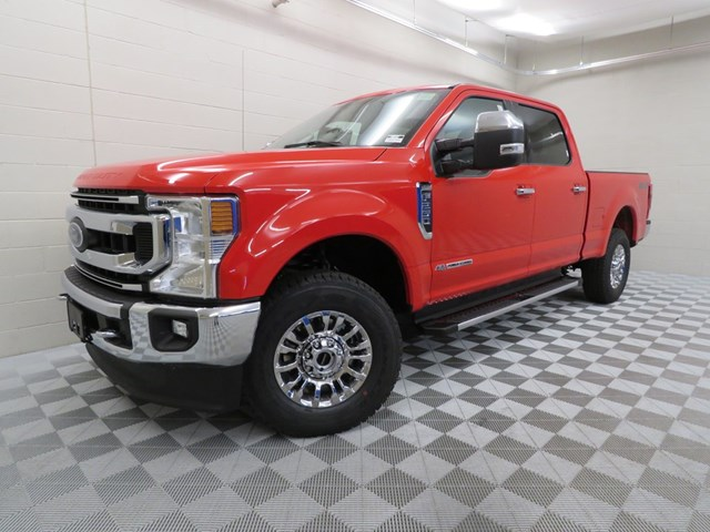 2020 Ford F-250 Super Duty Crew Cab XLT