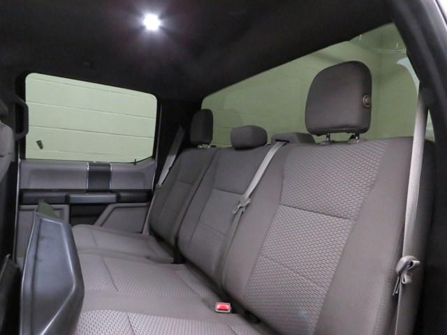2017 Ford F-150 XL Crew Cab