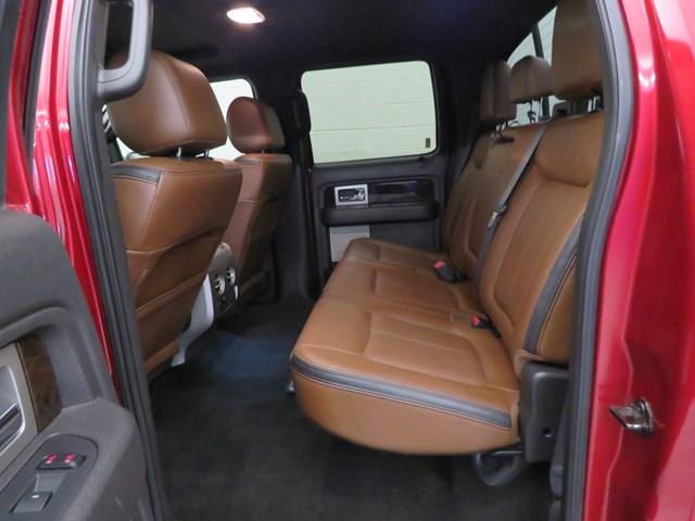 2013 Ford F-150 Platinum Crew Cab