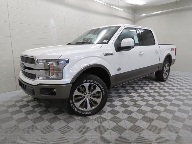 2020 Ford F-150 SuperCrew King Ranch