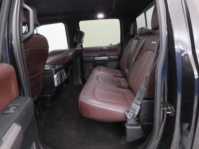 2015 Ford F-150 Platinum Crew Cab