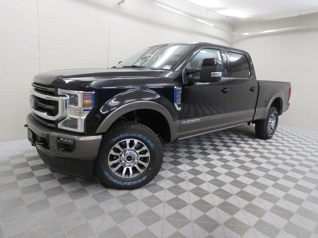 2020 Ford F-250 Super Duty Crew Cab King Ranch