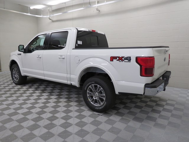 2020 Ford F-150 SuperCrew Lariat