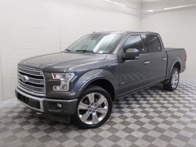 2017 Ford F-150 Limited Crew Cab