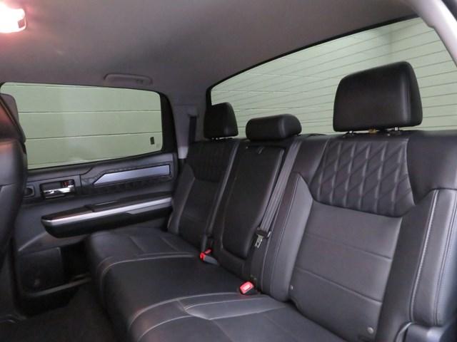 2017 Toyota Tundra Platinum Crew Cab