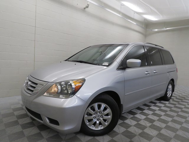 2010 Honda Odyssey EX-L w/DVD w/Navi