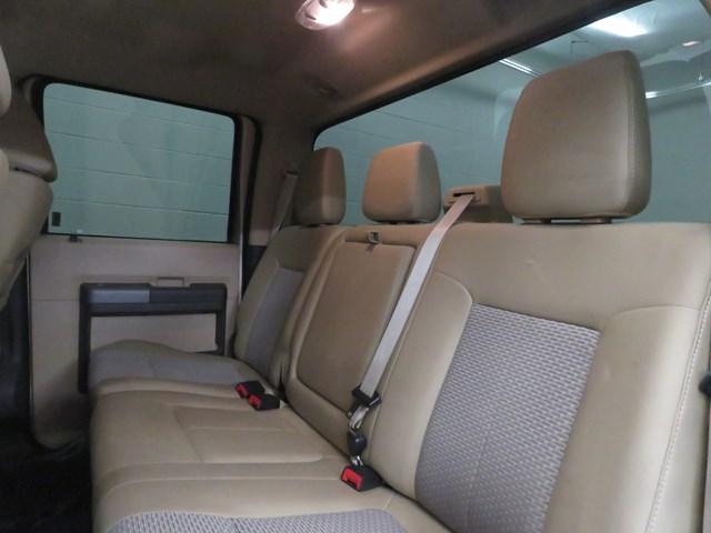 2011 Ford F-250 Super Duty XLT Crew Cab