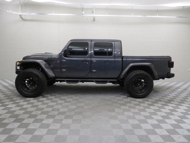 2020 Jeep Gladiator Mojave Crew Cab
