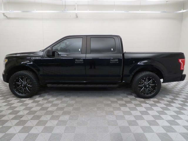 2016 Ford F-150 XL Crew Cab