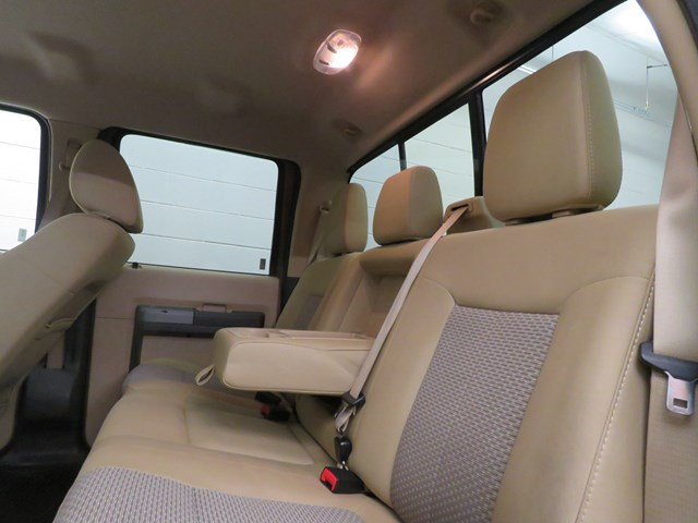 2011 Ford F-250 Super Duty XLT Crew Cab
