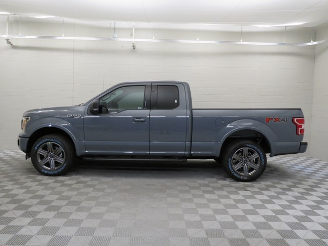 2020 Ford F-150 SuperCab XLT