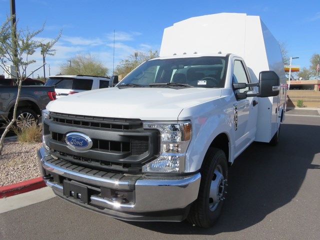 2020 Ford F-350 Super Duty Chassis