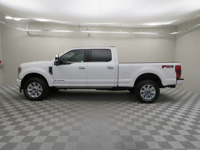 2020 Ford F-250 Super Duty Crew Cab Platinum