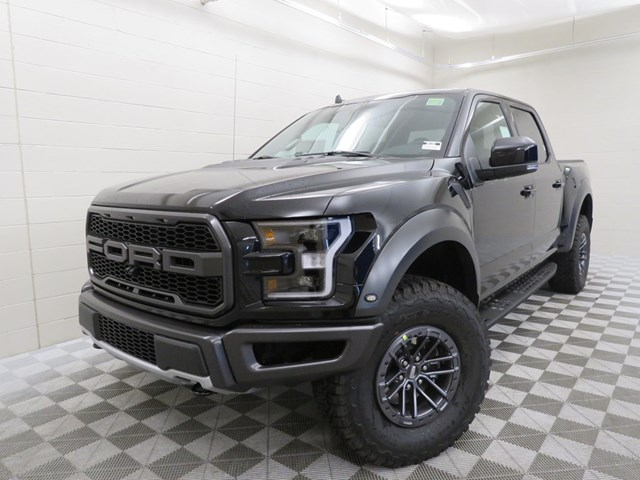 2020 Ford F-150 SuperCrew Raptor