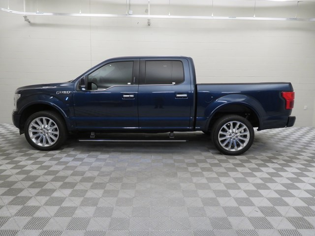 2018 Ford F-150 Limited Crew Cab