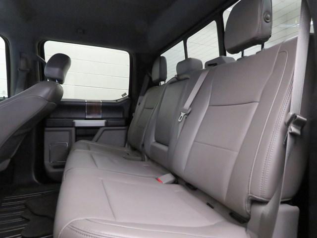 2016 Ford F-150 Lariat Crew Cab