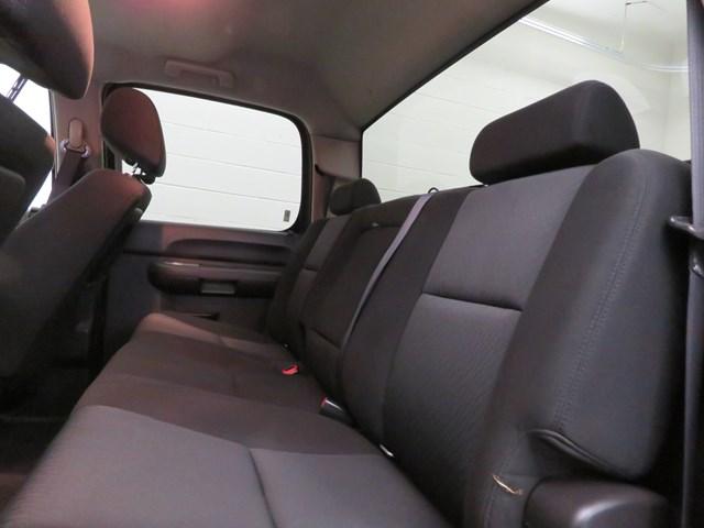 2010 Chevrolet Silverado 1500 LT Crew Cab