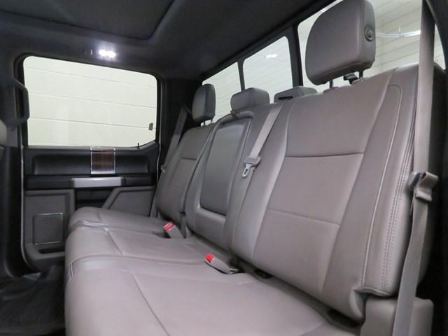 2017 Ford F-150 Lariat Crew Cab