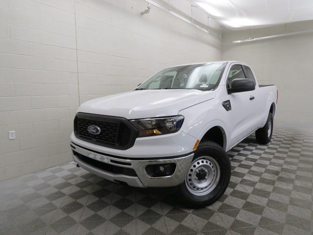 2020 Ford Ranger XL 4X2