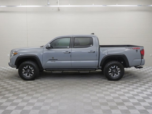 2019 Toyota Tacoma Limited TRD Off-Road Crew Cab