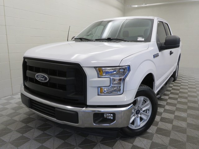 2017 Ford F-150 XLT Extended Cab